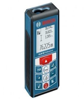 Lasermètre intérieur moyenne portée Bosch GLM 80