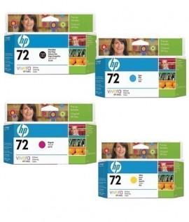 Cartouche pour traceur HP T610/770/T7
