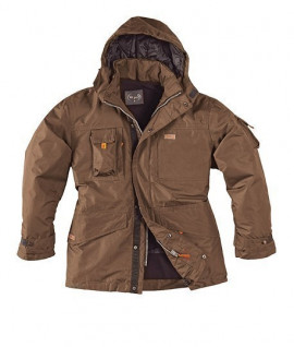 Parka de Outdoor marron, Vente de vetement, outdoor