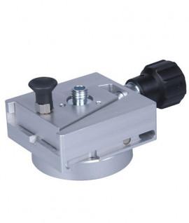 Adaptateur trépied puits pour scanner 3D