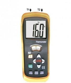 Thermometre a sonde type k, Vente de thermometre a sonde, Type k, Thermomètre-lepont.fr