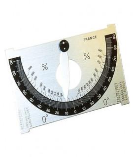 Eclimetre a talon, Vente de eclimetre, Eclimètre, Topographie-lepont.fr