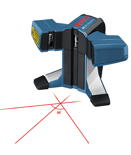 Laser carreleur BOSCH GTL 3 Professional